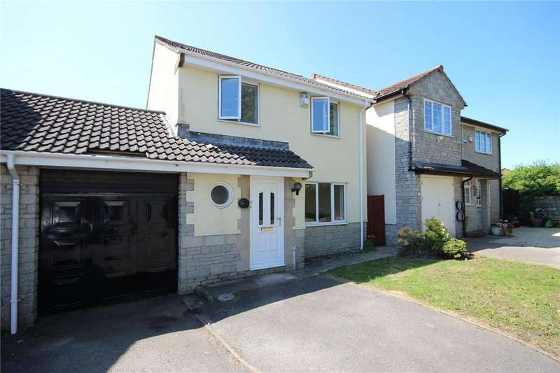 3 Bedrooms Link Detached House for sale in Cooks Close, Bradley Stoke, Bristol, BS32
