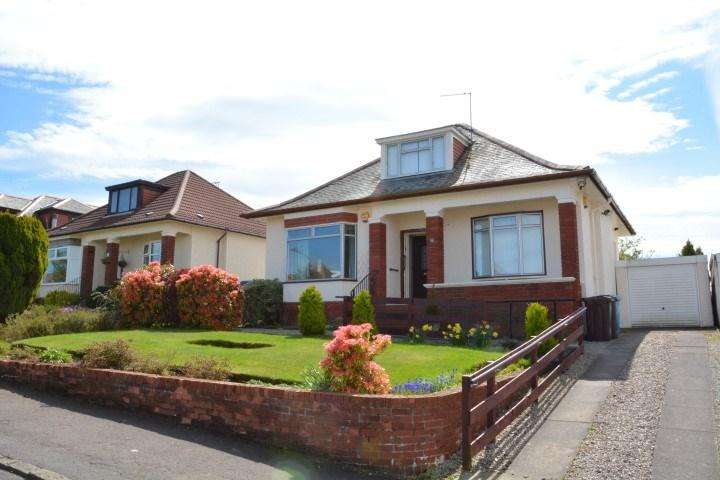 3 Bedrooms Bungalow for sale in Netherhill Avenue, Glasgow, G44