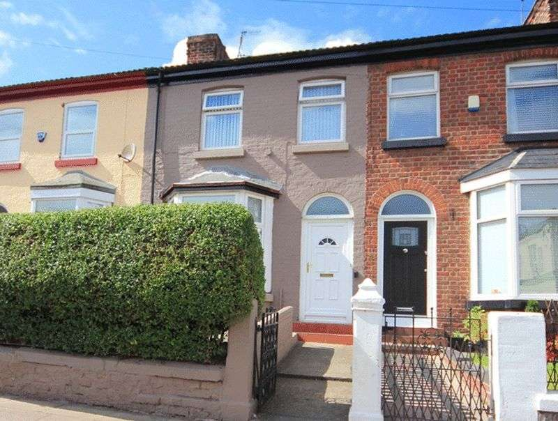 3 Bedrooms Property for sale in Wellington Street, Garston, Liverpool, L19