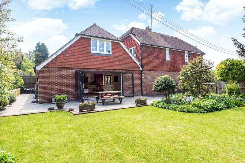 5 Bedrooms Detached House for sale in South Street, South Chailey, Lewes, East Sussex, BN8