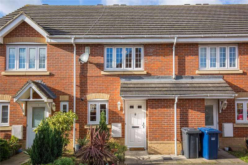 2 Bedrooms Terraced House for sale in Principal Close, Southgate, London, N14