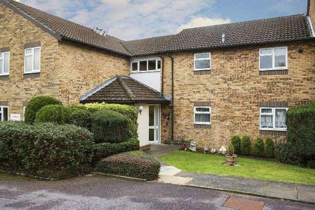 1 Bedroom Flat for sale in Larks Meade, Earley, Reading,
