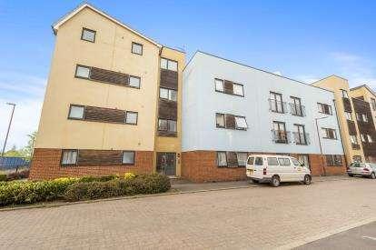 2 Bedrooms Flat for sale in Blake Street, Aylesbury