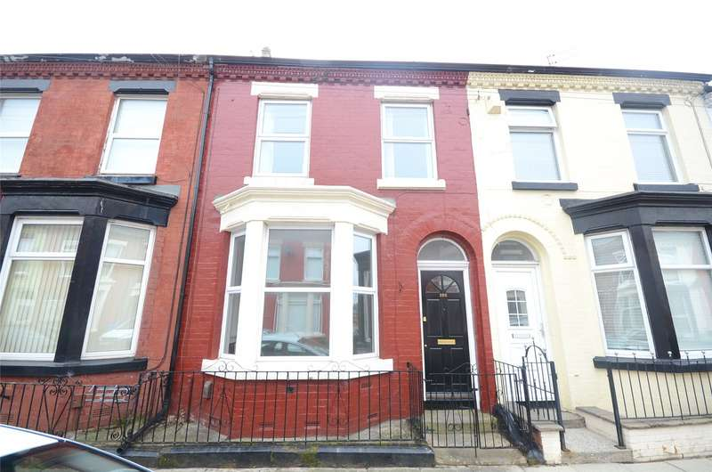 3 Bedrooms Terraced House for sale in Alwyn Street, Aigburth, Liverpool, L17