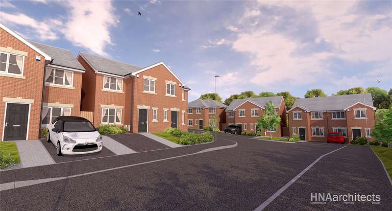 3 Bedrooms Semi Detached House for sale in Plot 9 Hill Brow Close, Ripponden Road, Oldham, Greater Manchester, OL4