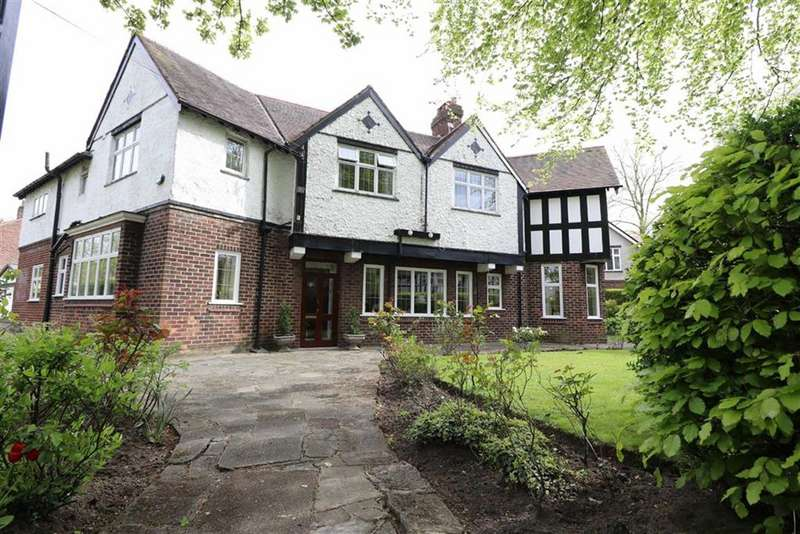 7 Bedrooms Detached House for sale in Manor Drive, Chorlton, Manchester, M21