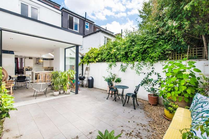 4 Bedrooms Terraced House for sale in Greyhound Road, Kensal Green