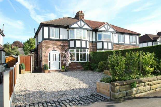 3 Bedrooms Semi Detached House for sale in Thorsby Road, Timperley