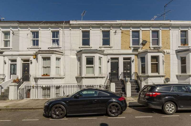 1 Bedroom Flat for sale in Anselm Road, Fulham Broadway, SW6