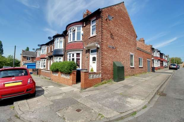 4 Bedrooms Property for sale in Corder Road, Middlesbrough, Cleveland, TS5 4AS