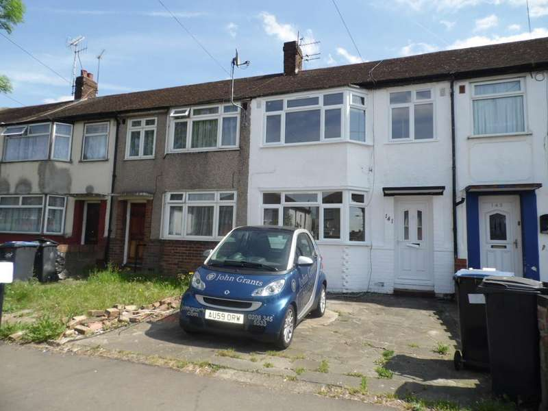 4 Bedrooms Terraced House for rent in Nightingale Road N9