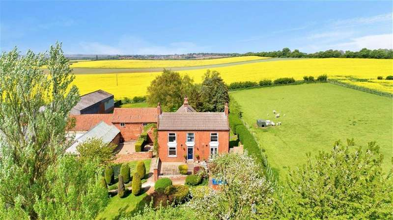 4 Bedrooms Detached House for sale in Kirton Lindsey, Gainsborough, Lincolnshire