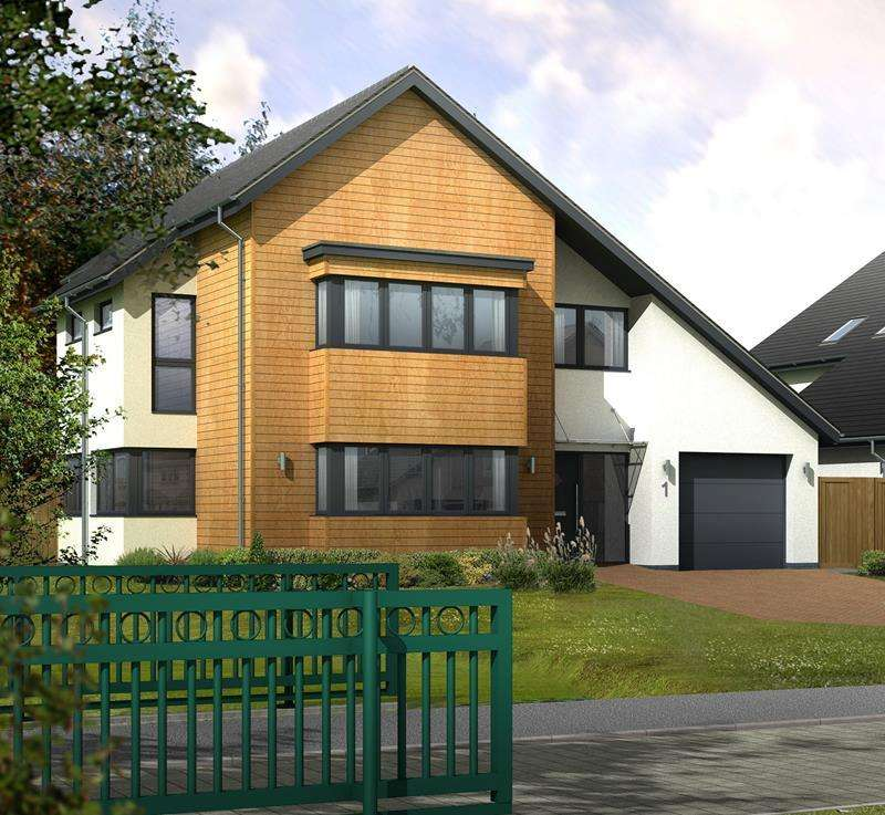 4 Bedrooms Detached House for sale in The Ash, Evendine Mews, Colwall, Malvern, Worcestershire, WR13 6HY