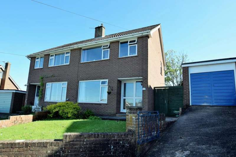 3 Bedrooms House for sale in Berkshire Drive, St.Thomas, EX4