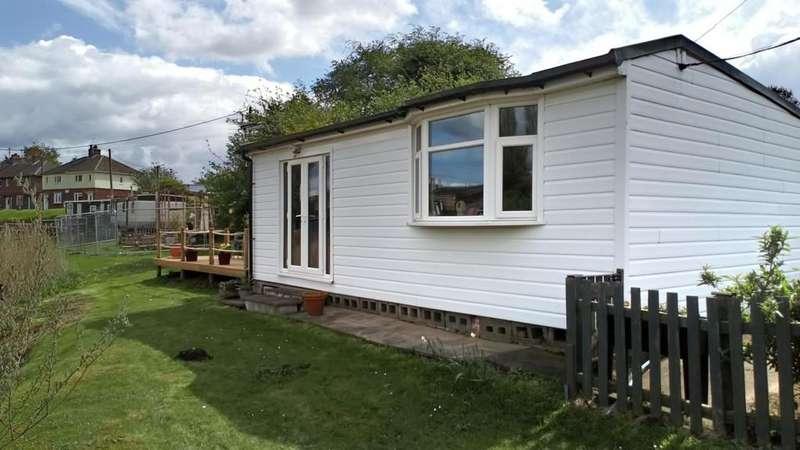 1 Bedroom Detached Bungalow for sale in The Reservoir, Surfleet Seas End