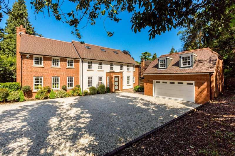 7 Bedrooms Detached House for sale in St Mary's Hill, Sunninghill