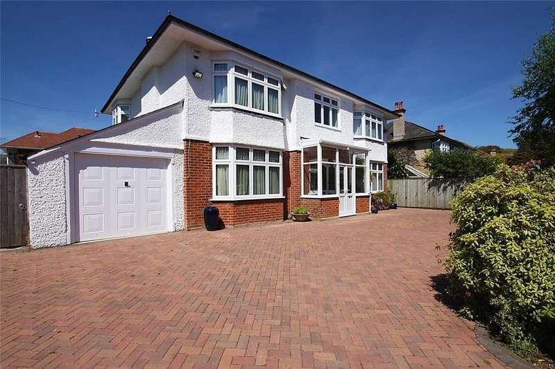 5 Bedrooms Detached House for sale in Grasmere Road, Bournemouth, Dorset, BH5