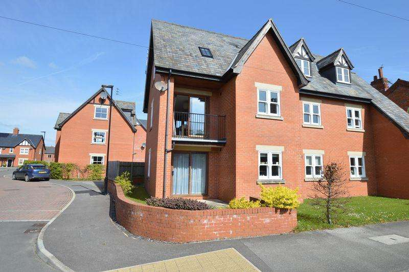1 Bedroom Apartment Flat for sale in 3 Bennetts Mill Close, Woodhall Spa