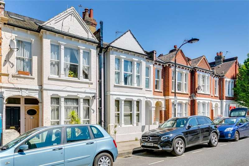 2 Bedrooms Flat for sale in Tynemouth Street, Fulham