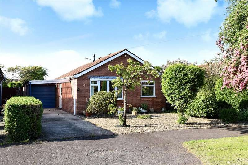 2 Bedrooms Detached Bungalow for sale in Bishops Road, Leasingham, NG34