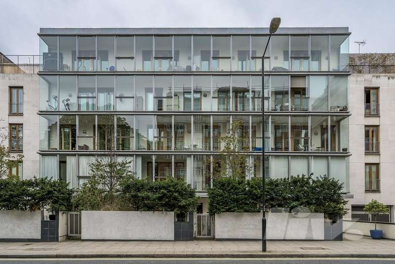 3 Bedrooms Apartment Flat for sale in The Galleries, Abbey Road, St John's Wood, NW8