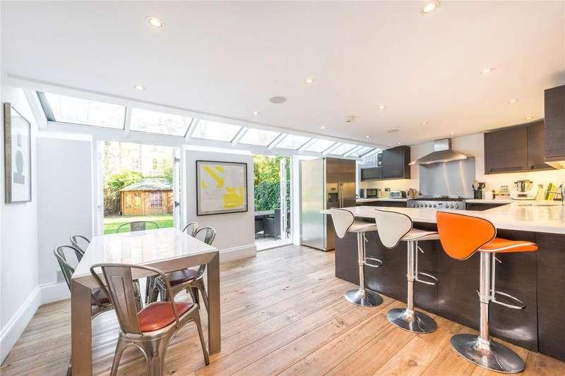 4 Bedrooms Flat for sale in Buckland Crescent, Belsize Park, London