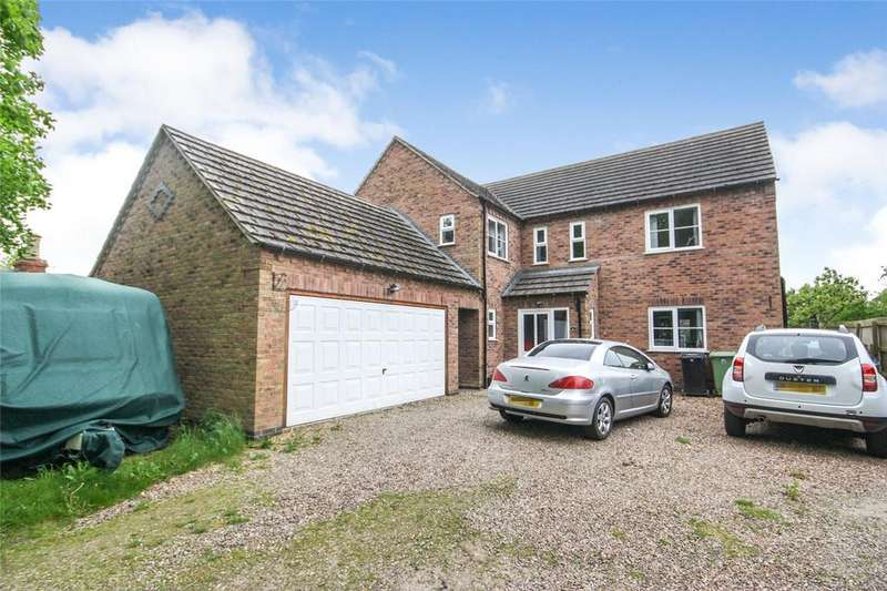 4 Bedrooms Detached House for sale in Billingborough Road, Horbling, Sleaford, NG34
