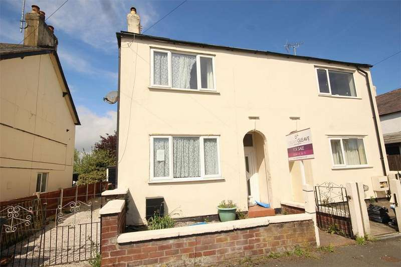 3 Bedrooms Semi Detached House for sale in Victoria Road, Buckley, Flintshire