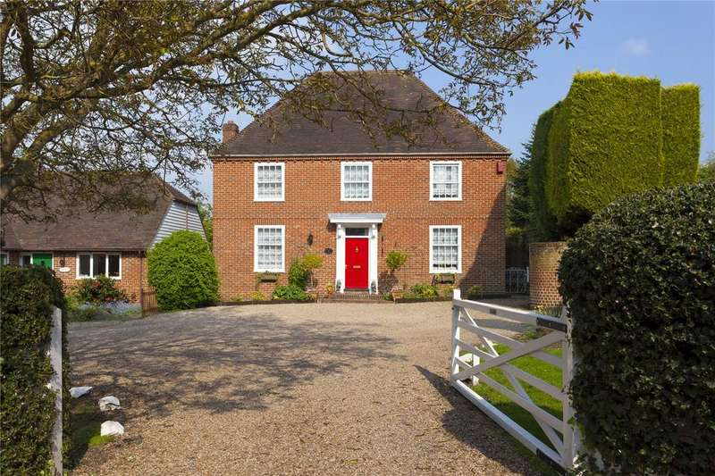 4 Bedrooms Detached House for sale in High Street, Fordwich, Canterbury, Kent, CT2