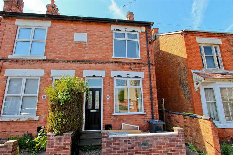 2 Bedrooms Semi Detached House for sale in Forest Gate, Anstey