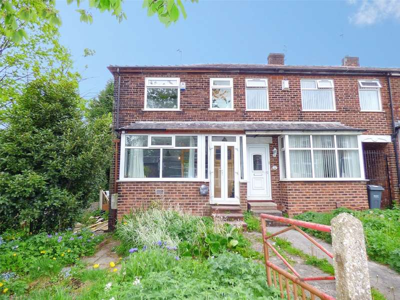 2 Bedrooms Terraced House for sale in Answell Avenue, Crumpsall, Manchester, M8