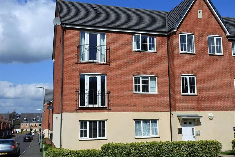 1 Bedroom Flat for sale in Scarsdale Way, Grantham
