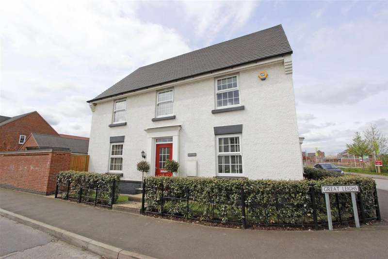 4 Bedrooms Property for sale in Great Leighs, Bourne