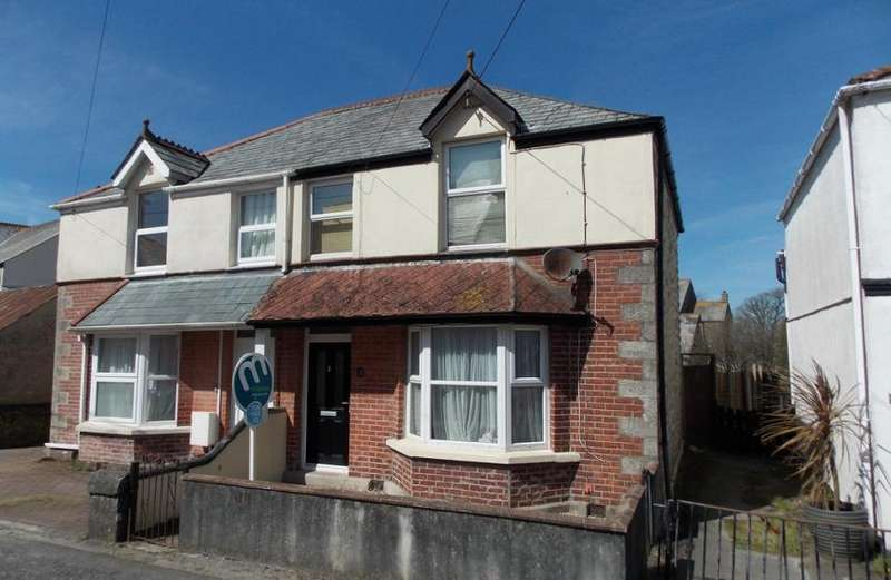 3 Bedrooms Property for sale in Bugle, St Austell