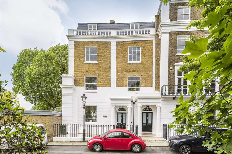 5 Bedrooms Semi Detached House for sale in Crescent Grove, London, SW4