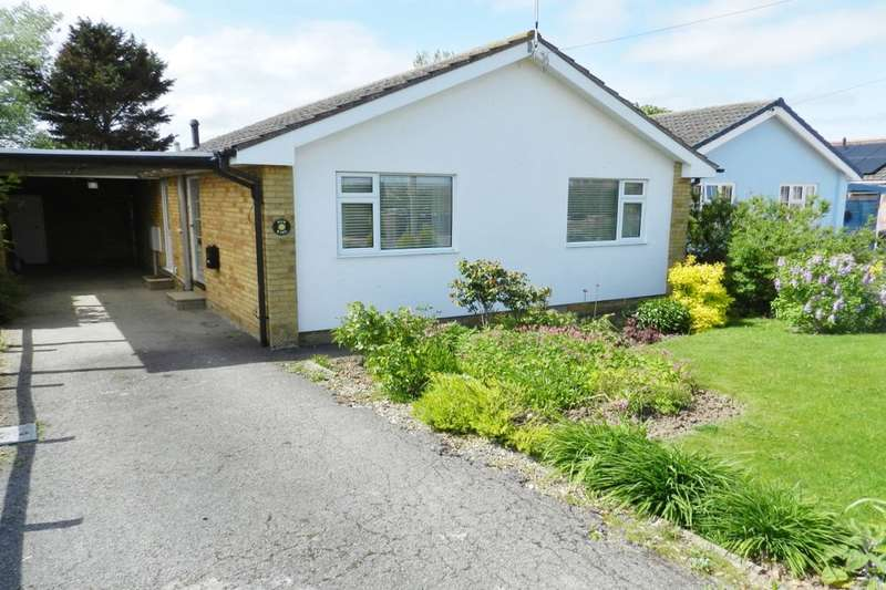 2 Bedrooms Detached Bungalow for sale in Highgate Lane, Sutton-On-Sea, Mablethorpe, LN12