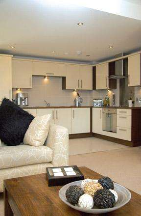 2 Bedrooms Flat for sale in Field View, Chatsworth Road, Chesterfield, Derbyshire