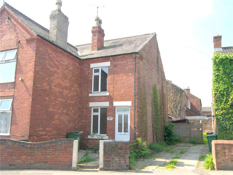 2 Bedrooms End Of Terrace House for rent in Cromford Road, Langley Mill, Nottingham, Nottinghamshire, NG16