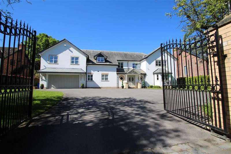 5 Bedrooms Detached House for sale in Theobald Road, Bowdon, Bowdon Altrincham