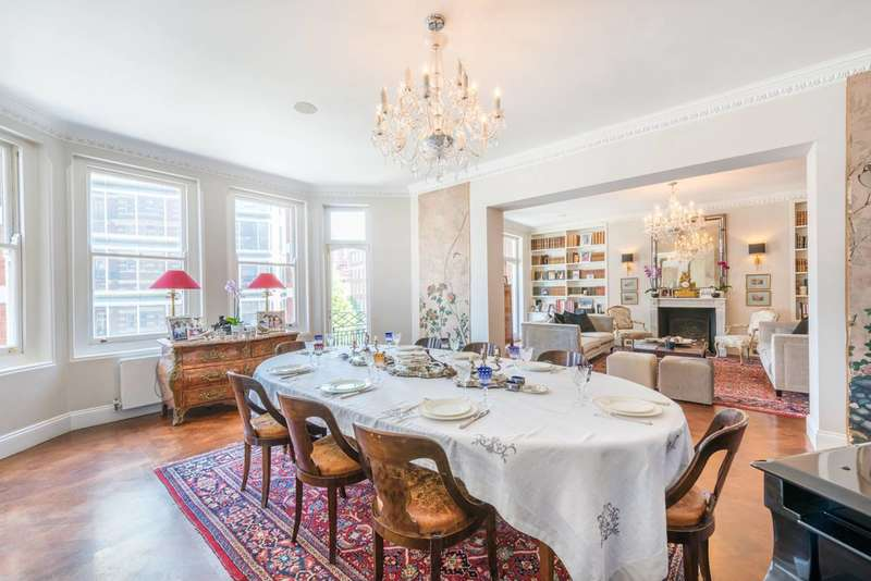 5 Bedrooms Flat for sale in Carlisle Place, Westminster, SW1P
