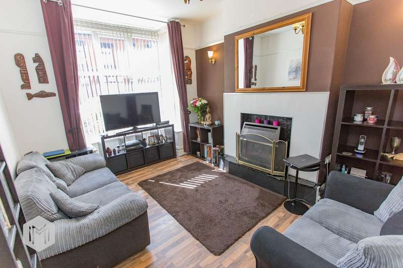 3 Bedrooms Terraced House for sale in Shrewsbury Road, Bolton, BL1