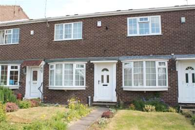 2 Bedrooms Terraced House for rent in Wymondham Close, Arnold, NG5