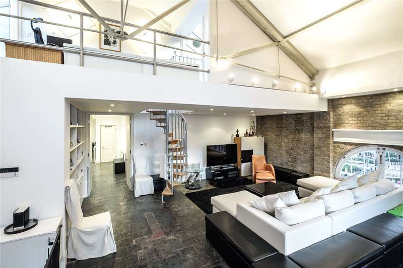 4 Bedrooms Flat for sale in Ivory House, St. Katharine Docks, East Smithfield, London, E1W