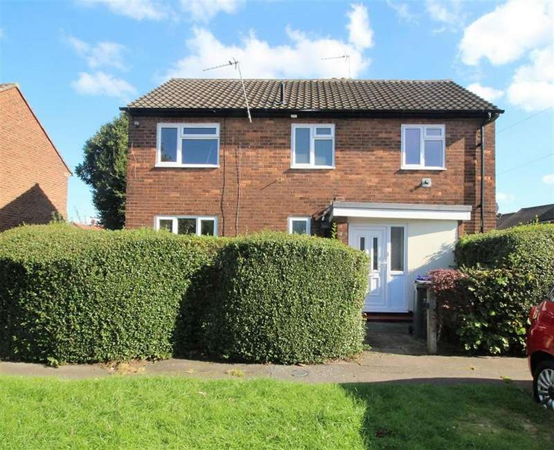 2 Bedrooms Flat for rent in Topcroft Close, Manchester, M22 4YF
