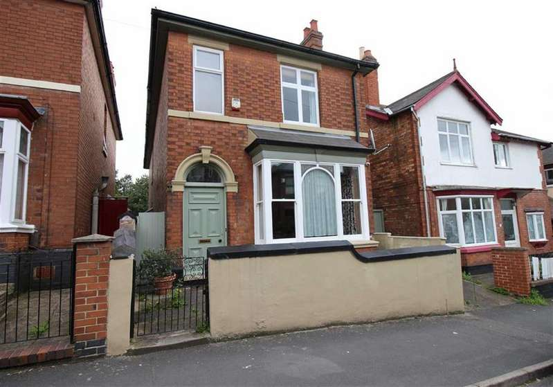 4 Bedrooms Detached House for sale in Breedon Hill Road, Derby, Derby
