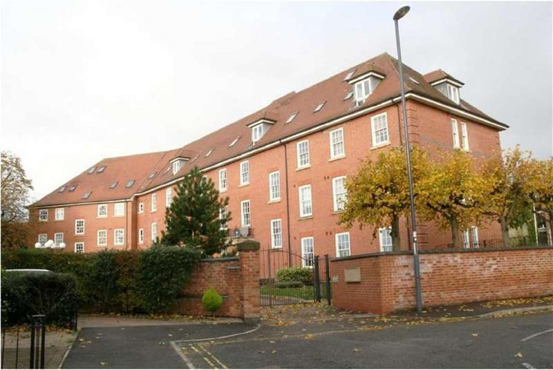 3 Bedrooms Apartment Flat for sale in Five Lamps House, Belper Road, Derby