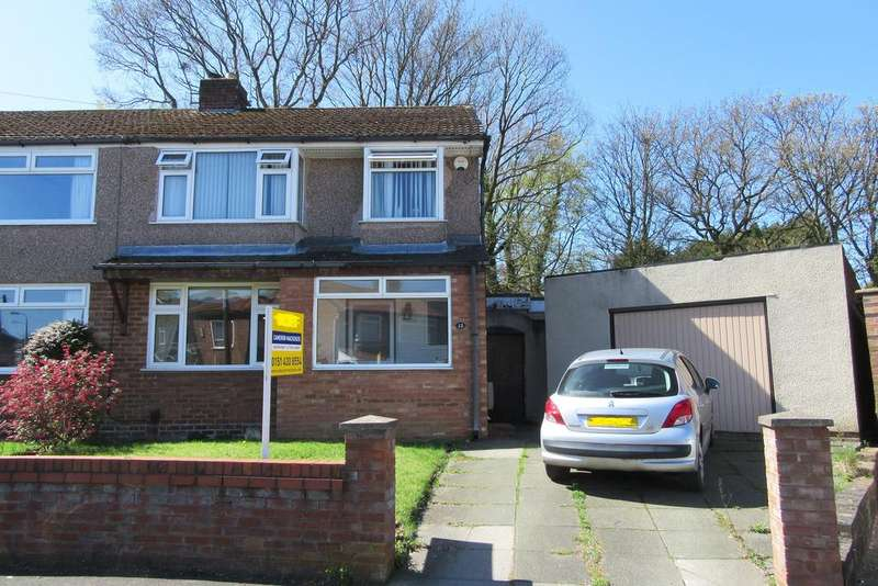 3 Bedrooms Semi Detached House for sale in Fairlie Drive, Rainhill, Prescot L35