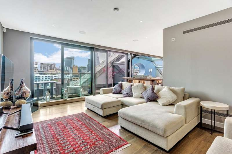 3 Bedrooms Flat for rent in Sterling Mansions, Leman Street, Aldgate, London, E1