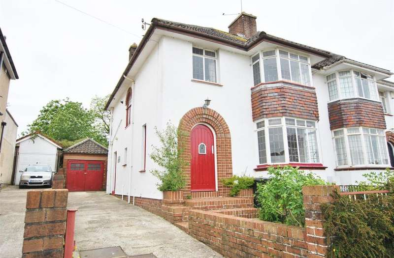 3 Bedrooms Semi Detached House for sale in Kinsale Road, Whitchurch