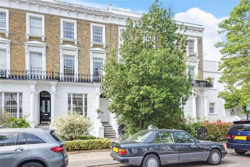 4 Bedrooms Semi Detached House for sale in Abbey Gardens, St John's Wood, London, NW8